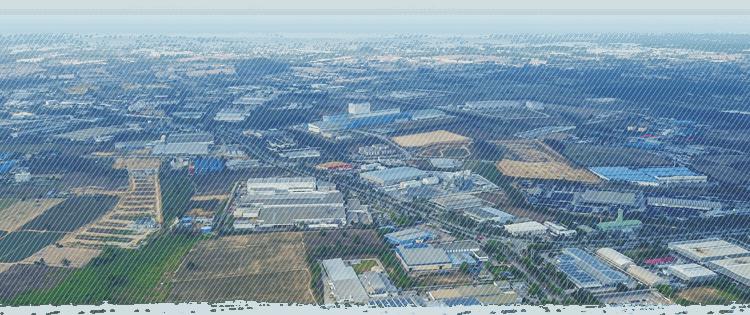暹羅灣畔工業園